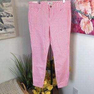 Vineyard Vines Nantucket Ankle Jeans Sz 8